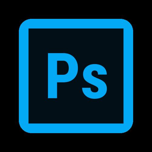 ロゴ制作ソフトPhotoshop
